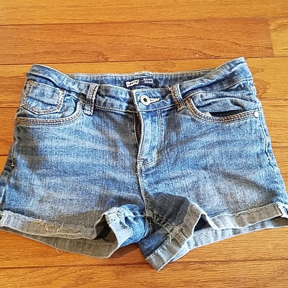 fa5749b026 Levi's Bottoms | Girls Denim Shorts | Poshmark